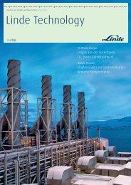 Linde Technology - Linde Gas