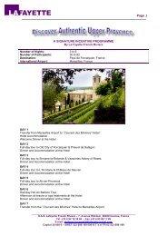 Page 1 A SIGNATURE INCENTIVE PROGRAMME - DMC-Connection