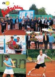 4/2009 Okt./Nov./Dez. - Deutscher Tennisverein Hameln