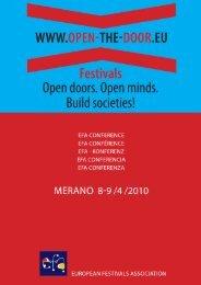 European Festivals Association - EFA