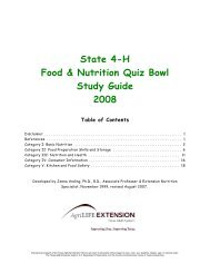 Category: Basic Nutrition - Family and Consumer Sciences - Texas ...