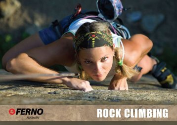 Ferno climbing brands & international supply - Ferno Australia