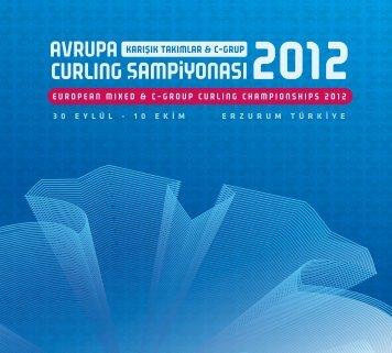 karısık takımlar & c-grup - emcc & ecc-c 2012 erzurum
