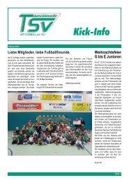 Ausgabe Februar 2013 - fussball@tsvlanggoens.de - TSV Lang-Göns