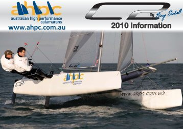 C2 Formula 18 Brochure (971KB) - 2B Sailing