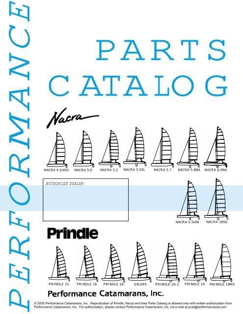 "NEW PRINDLE HALYARD HOOK CATAMARAN SAILBOAT 6 MOUNTING HOLES 2/"" X 2-1//4/"""