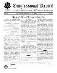 Congressional Record - U.S. Government Printing Office