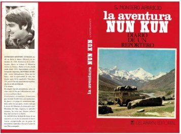 Expedición Nun Kun 1979 - El sueño de la Tierra