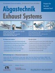 Abgastechnik - IIR Deutschland GmbH