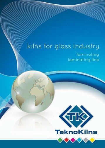 Catalogo Hornos de Laminar vidrio con Eva - JCM