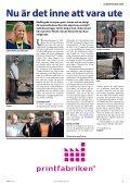 Första spadtaget på gräsbanorna - Karlskrona Tennisklubb - Page 3
