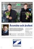Första spadtaget på gräsbanorna - Karlskrona Tennisklubb - Page 4
