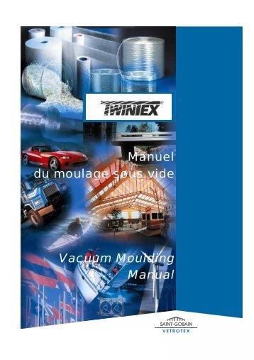 Manuel du moulage sous vide Vacuum Moulding Manual - Free