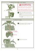 Jeep Wrangler® Twin Sport® Series Instruction Sheet ... - Kolcraft - Page 5