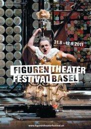 Festival-Programm als .pdf - FigurenTheaterFestival Basel