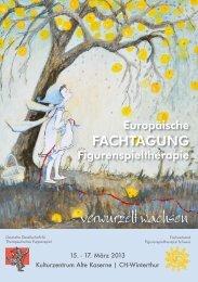 Download Flyer und Anmeldung zur Fachtagung Winterthur 2013