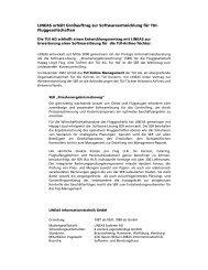 LINEAS erhält Großauftrag zur Softwareentwicklung für TUI ...