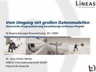 Vortrag als PDF - Lineas