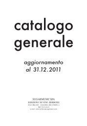 aggiornamento 2009 da salvare.qxp - Edizioni Suvini Zerboni