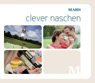 clever naschen - MARS Presse