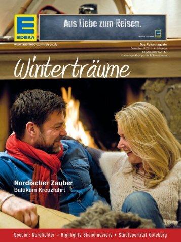 Reisemagazin Ausgabe Dezember 2011