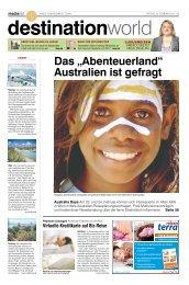 """Das """"Abenteuerland"""" Australien ist gefragt - MediaNET.at"""