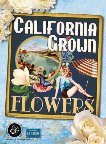 Supplement to Periodicals Publication - California Cut Flower ...
