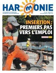 harmonie 281 - mars 2011 - Montpellier Agglomération