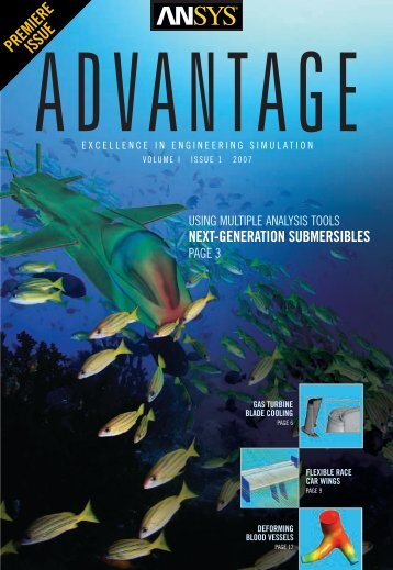ANSYS Advantage! - MESco