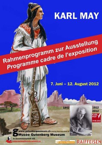 Rahmenprogramm zur Ausstellung Programme cadre de l'exposition