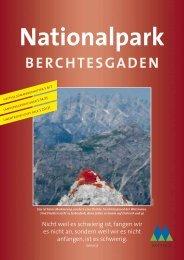 Nationalparkzeitung Nr. 21 - 2007-01 - Nationalpark Berchtesgaden