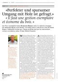 Plan d'action bois Aktionsplan Holz - admin.ch - Seite 6