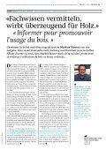 Plan d'action bois Aktionsplan Holz - admin.ch - Seite 7