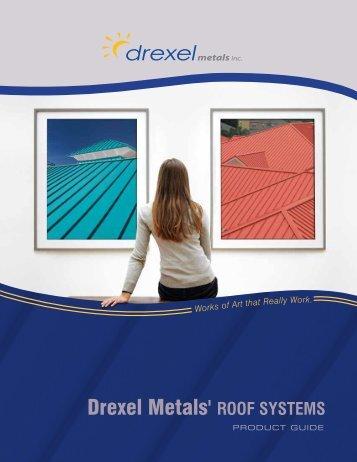 Metal Roof - Drexel Metals, Inc.