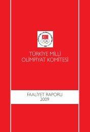 E % E - Türkiye Milli Olimpiyat Komitesi