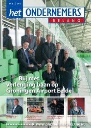 Groningen Airport Eelde - Het Ondernemersbelang