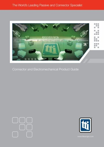 TTI 0043 CONNECTOR BRO print - oriontronix.ru