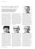 unilink Dezember 2010 - Abteilung Kommunikation - Universität Bern - Seite 2