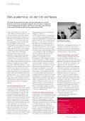 unilink Dezember 2010 - Abteilung Kommunikation - Universität Bern - Seite 3