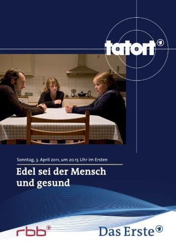Presseheft als PDF - Florian Froschmayer