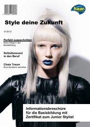 Style deine Zukunft - haar-werk.ch