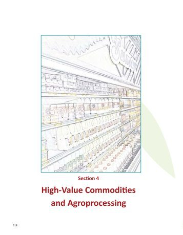 commodity chain analysis banana To understand the postharvest losses in the green bananas value chain, the project conducted three types of analysis: value chain analysis, commodity systems assessment methodology (csam) and environmental lifecycle analysis.