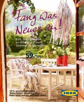 IKEA Katalog Sommer 2013 DE