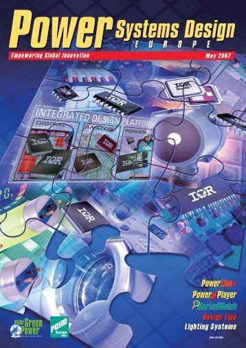 May - Power Systems Design