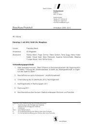 Protokoll - 03.07.2012