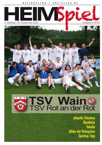 TSV Wain