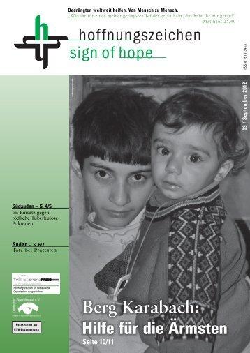 PDF ansehen - Hoffnungszeichen eV
