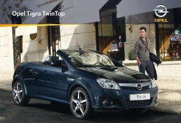 Opel Tigra TwinTop - Opel-Infos.de