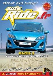 Vendredi 19 juin - Auto Ride