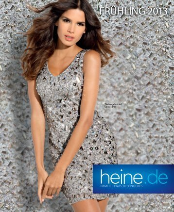 purchase cheap a98b3 54bdb Heine Magazines